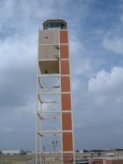Control Tower at Tulsa International Airport