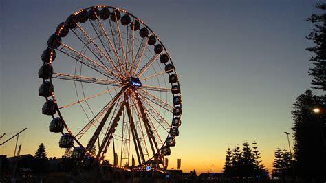 Skyview Ferris Wheel   Perth