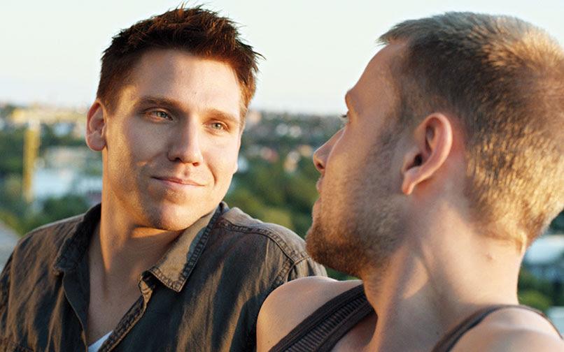 la mirada gay
