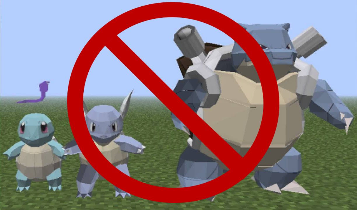 Nintendo drops the hammer on Pixelmon, a Pokemon mod for Minecraft screenshot