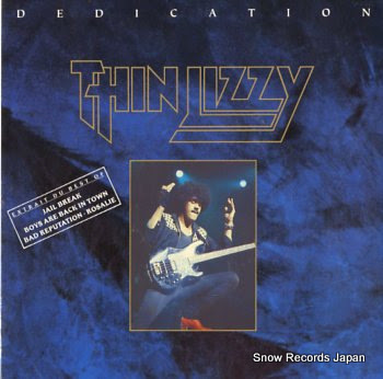 THIN LIZZY dedication