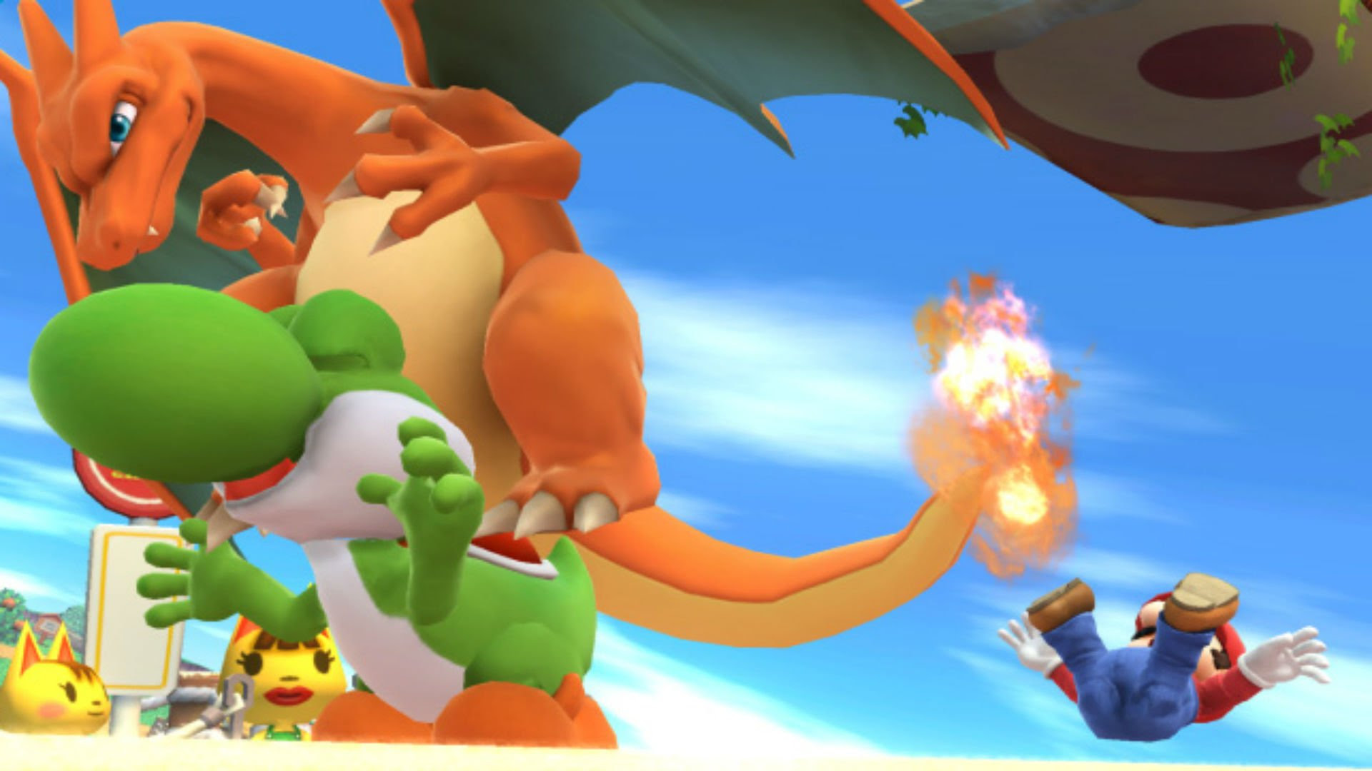 Disney XD to broadcast the Smash Bros. for Wii U EVO finals screenshot
