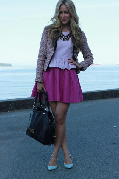 Magenta-a-line-forever-21-dress-light-blue-kathryn-shoe-mint-heels_400