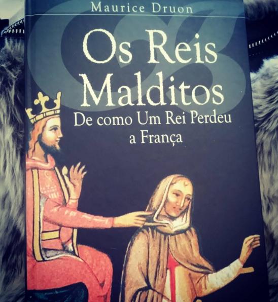 The BAD WOLF Tale: Os Reis Malditos: De Como Um Rei Perdeu a ...
