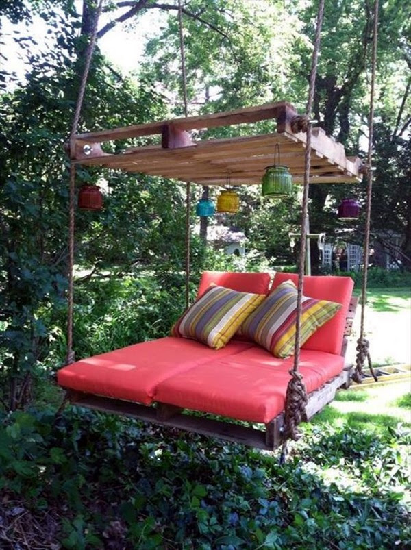 DIY Tree Swing Ideas For More Family Time (5)