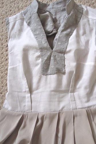 Pleated Skirt Lining