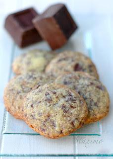 Biscotti Americani ai 3 Cioccolati
