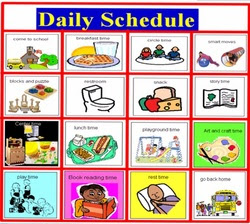 Daynas's Daycare - Schedule - Dayna's Daycare Wichita, Kansas