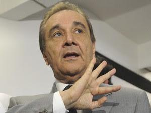 O presidente do DEM, Agripino Maia (RN) (Foto: Antonio Cruz/ABr)