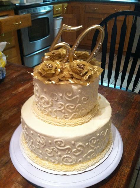 Pin Pin 50th Wedding Anniversary Cake Decorating Community