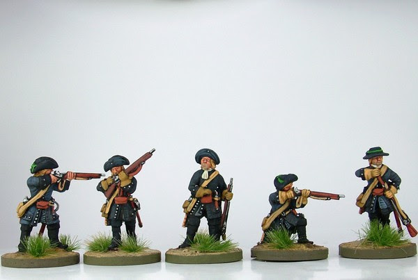 WLOA10 Dismounted Dragoons in hat