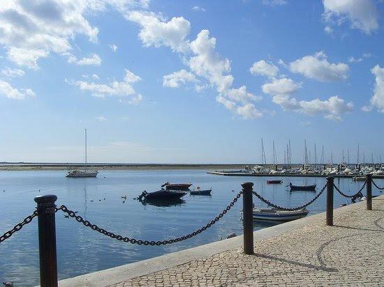 Olhao und sein beliebter Hafen