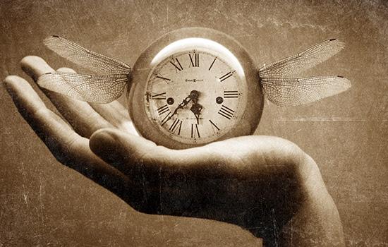 Tiempo se está acelerando fenómeno