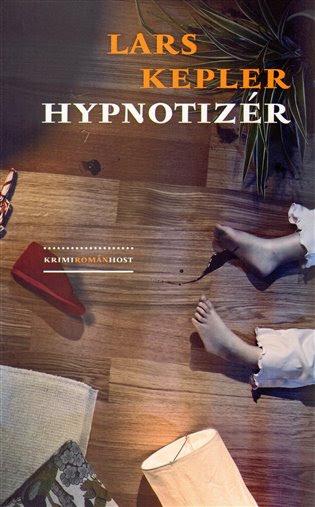 Výsledek obrázku pro hypnotizér kniha