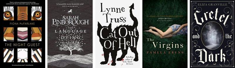 December 2013 books