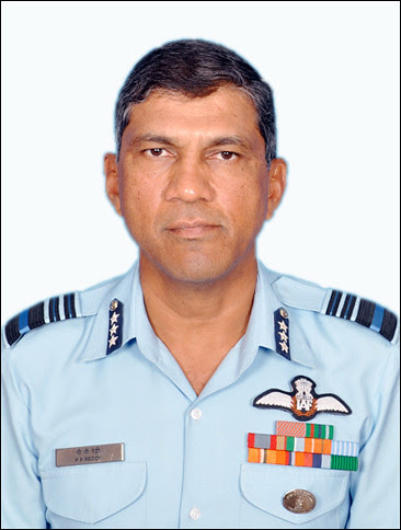 AIR MARSHAL PP REDDY VM TOOK OVER AS DG (I&S) by Chindits