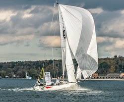 J/70 sailing Deutsche Segel-Bundesliga in Germany