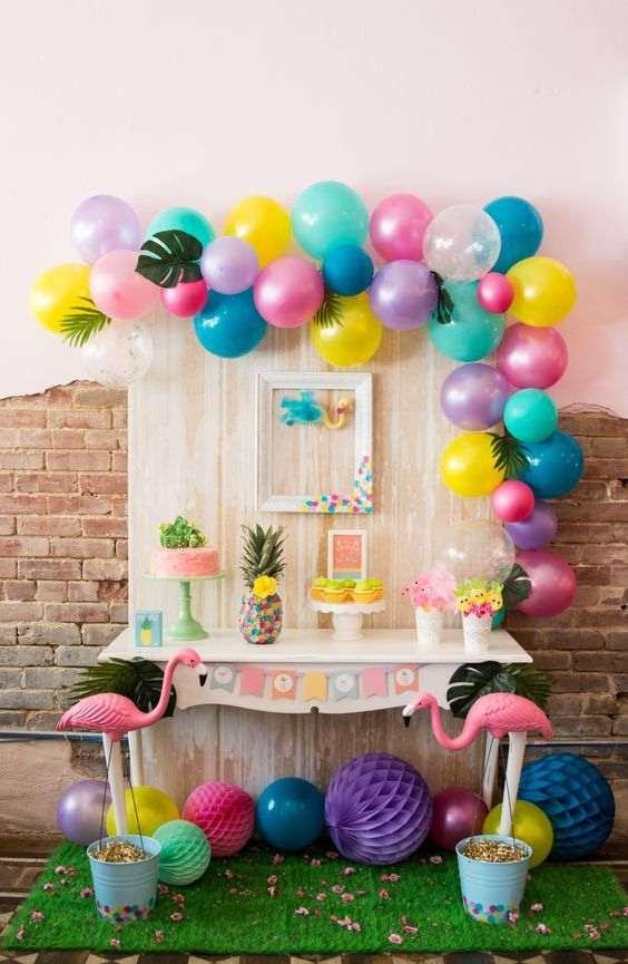 Festa Infantil simples e barata.