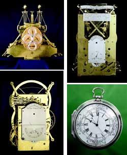 La Terra Australis y el cálculo de la longitud: Los relojes de Harrison