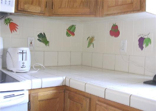 Kitchen Backsplash Tile Design Your Own Kitchen Installation