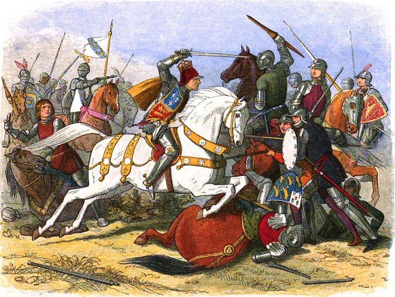 Una crónica de Inglaterra - Página 453 - Richard III en Bosworth.jpg