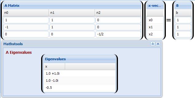 System equations solver - MathsTools