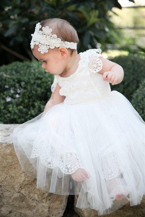 Avery Dress Baby   Baptism Dresses   Baby christening