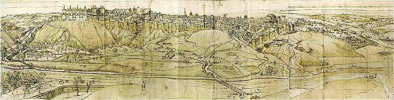 Archivo:Dibujo madrid 1562.JPG
