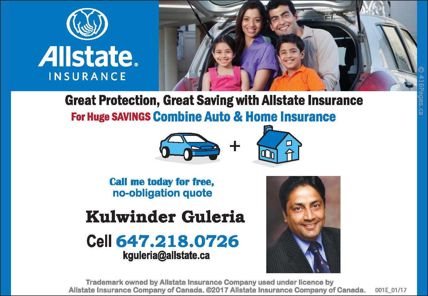 Allstate Insurance 416 Pages