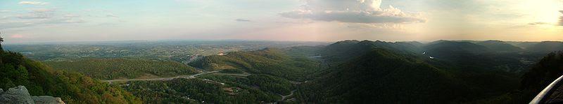 File:Cumberland Gap Pinnacle Overlook.jpg