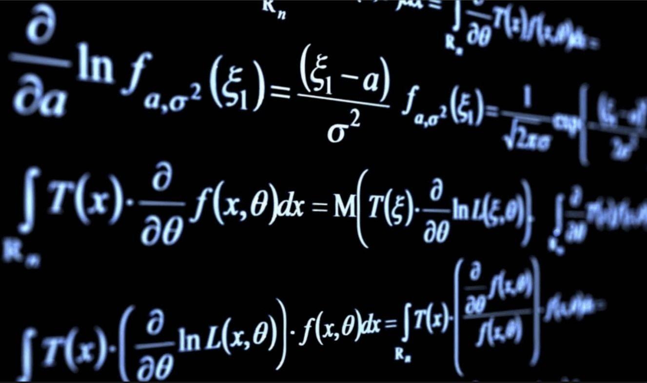 Risultati immagini per pizarra con formulas matematicas