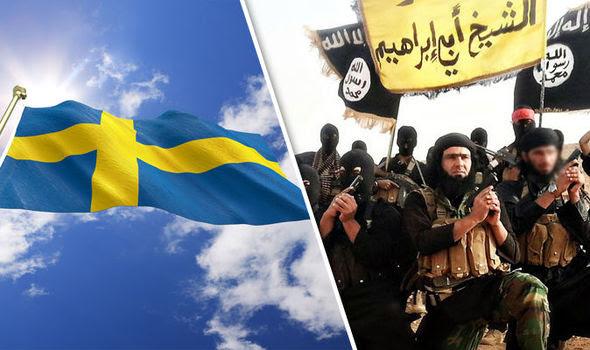 Risultati immagini per SWEDEN YOUTUBE ISLAMIST