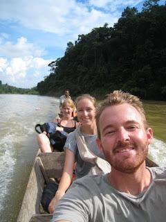 taman negara canoe ride