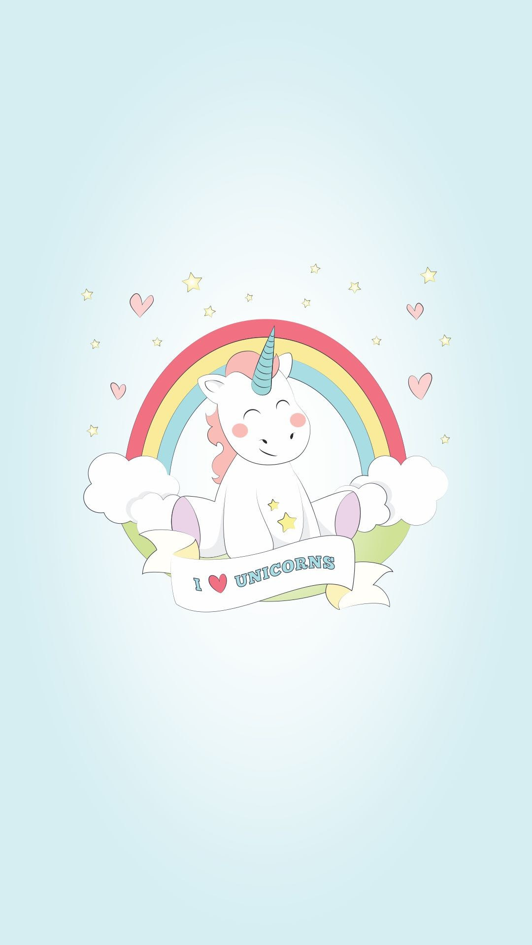 Gambar Wallpaper Unicorn Iphone