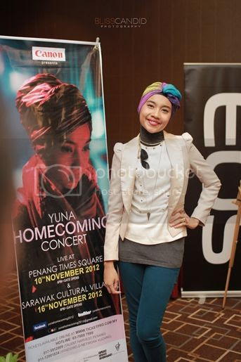 konsert yuna