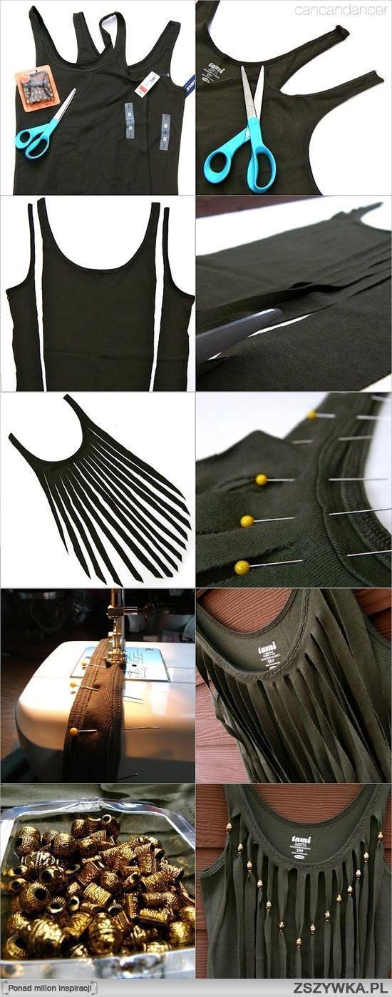 10 DIY Fashion ideas
