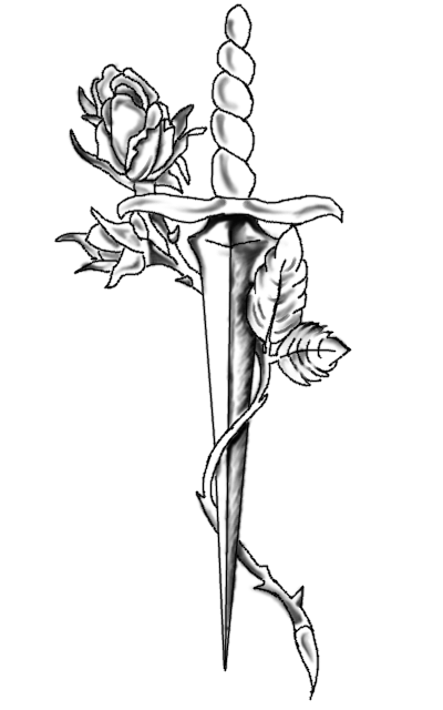 Tattoo Simple Sketch Tattoo Design