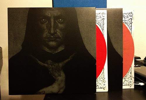 Crusades - Perhaps You Deliver this Judgment... LP - Red Vinyl (/300) & Pink Vinyl (/130) by Tim PopKid