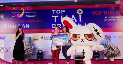 Hua Hin Railway Station at Top Thai Brands 2018