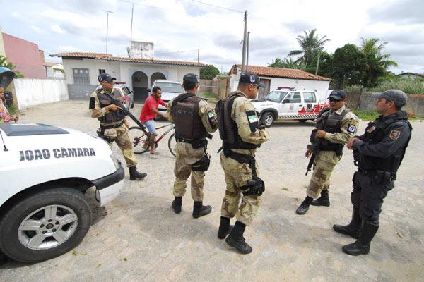 Ação da Polícia Civil no município de Santa Maria contou com a apoio da Polícia Militar