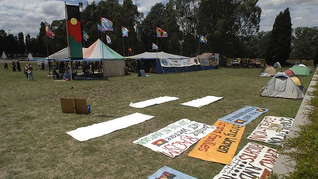 Tent Embassy Canberra