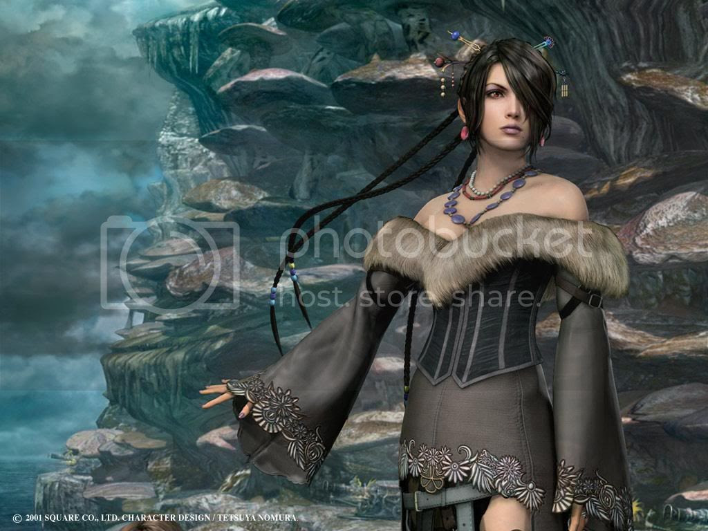 Lulu Final Fantasy X Wallpaper
