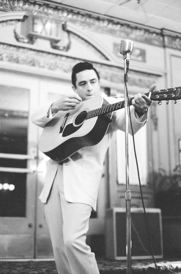Johnny Cash Martin Guitar