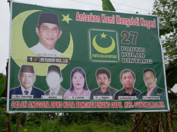 image003 Campaign Posters From Indonesia picture