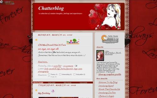 Chatterblog