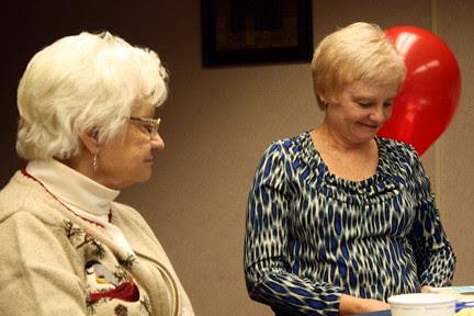 Gramma & Mom.