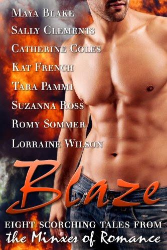 Blaze (A Minxes of Romance anthology) by Maya Blake
