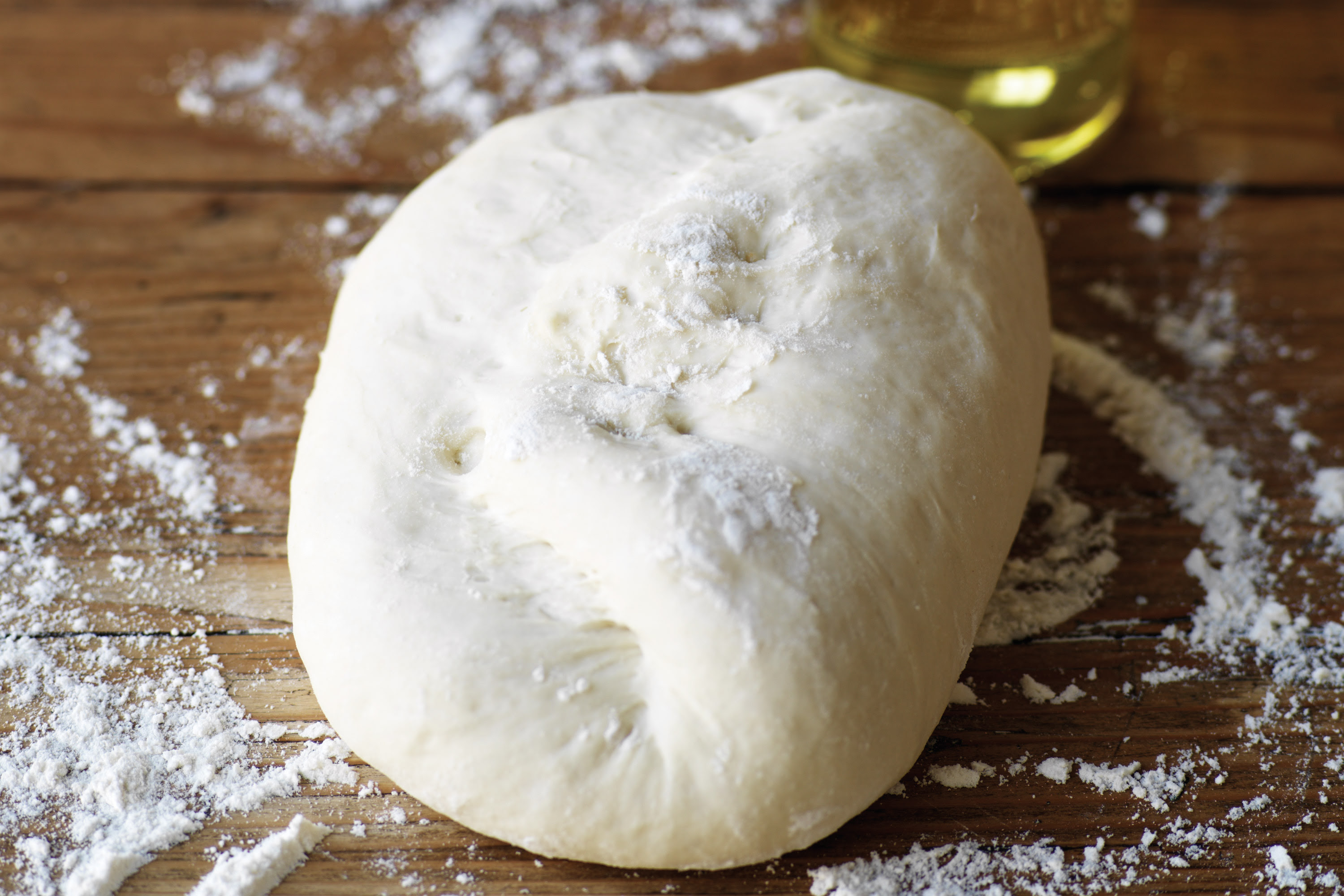 Pizza dough