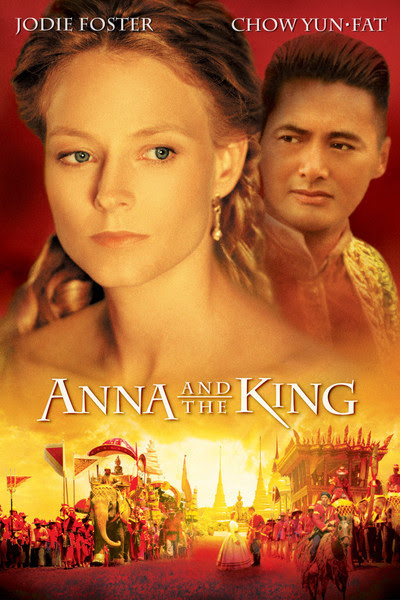 Image result for The King and I Anna Movie poster