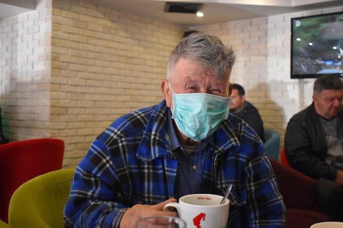 FOTO: Prvi Ljubušak s maskom: Nemam simptome, ali valja biti siguran